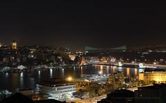 Şehr-i İstanbul (Yavuz Alper) Tags: 35mm istanbul explore süleymaniye fatih gece kule beyoğlu üsküdar köprüler şehriistanbul ağakapısı d7000 d7000nightshot