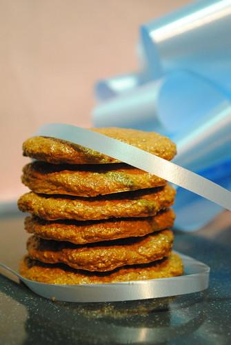 Cookies Pralinés à la Maïzena - avec tolérés (PP/PL)