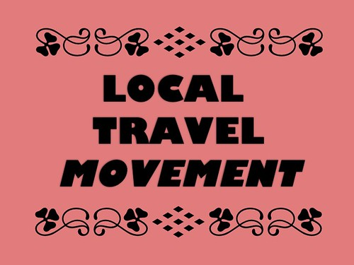 Buzzword Bingo: Local Travel Movement