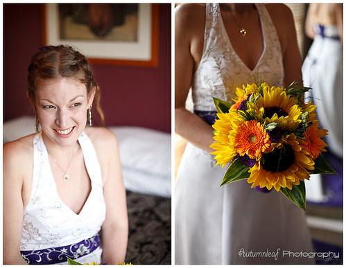 Rebecca & Loren - Beautiful Bride