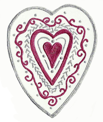 Ben's Heart - Copyright R.Weal 2011