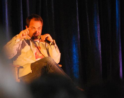 Mark Sheppard, SPN LA 2011