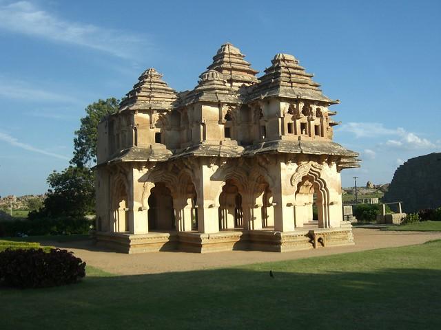 Group of Monuments at Hampi, Karnataka