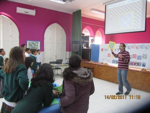 fotos hechas por los alumnos de 6º de educación Primaria del CEIP España