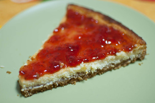 Receta de tarta New York CheeseCake