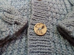 Snoopy button