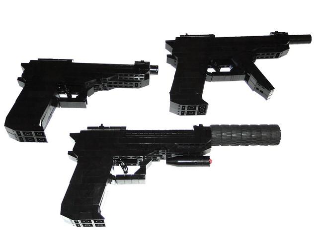 M9 Beretta Variants 5466565116_f550fddd85_z