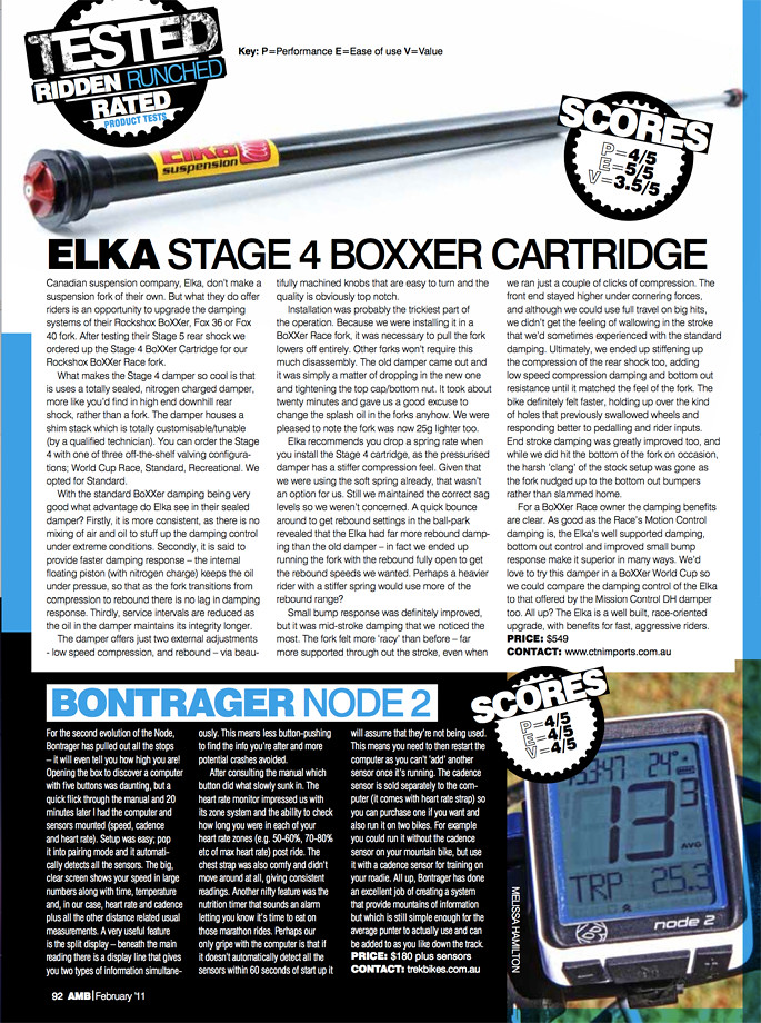 Elka Stage 4 review