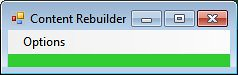 XNB Content Rebuilder