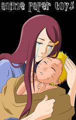 kushina_and_naruto_sadness____by_raizen13-d37mml9