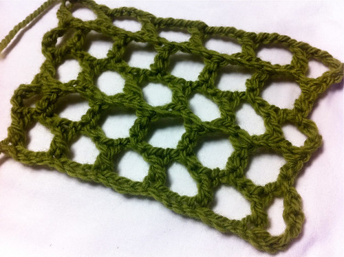Crochet Stitch Honeycomb : CROCHET PATTERN SHAWL HONEYCOMB - Crochet Club