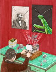 ilustracion para la revista Rufian. (donghrr) Tags: