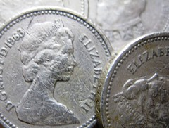 Деньги Великобритании