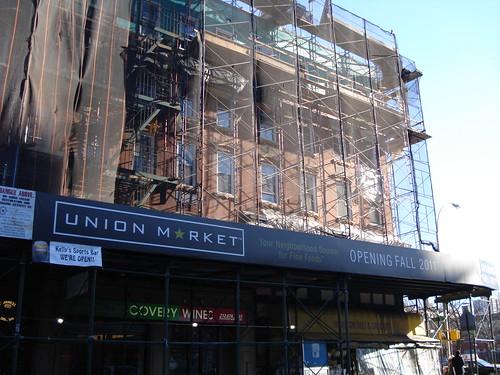 Union Market Lower East Side