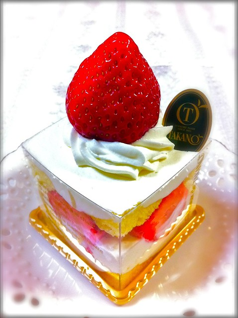 今日のお菓子 No.30 – 「TAKANO」