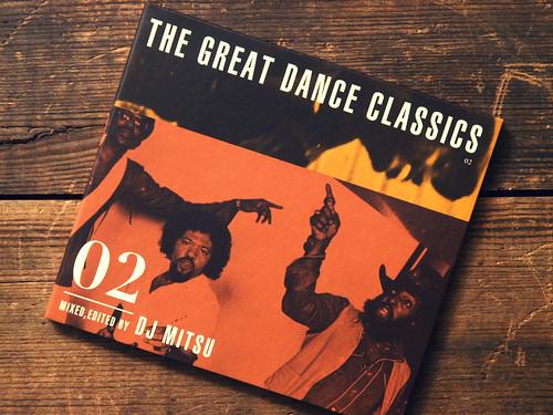 DJ Mitsu / The Great Dance Classics 02