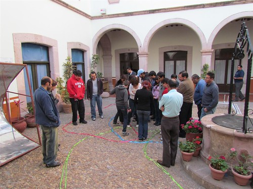 Diplomado de Divulgación de la Ciencia, Zacatecas, México