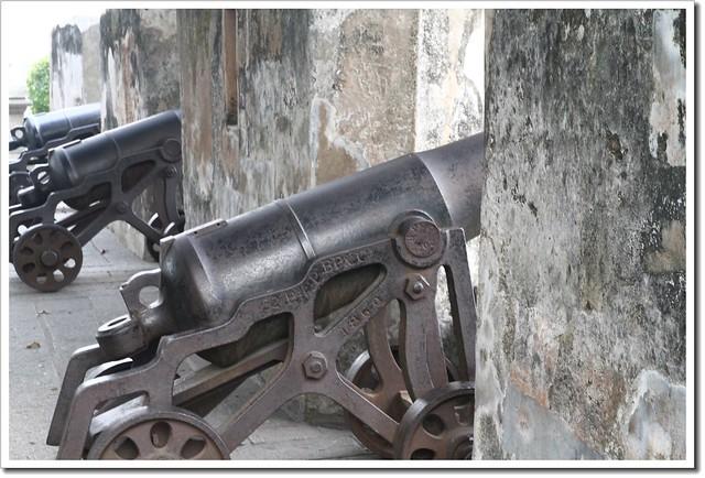 澳門大砲台14