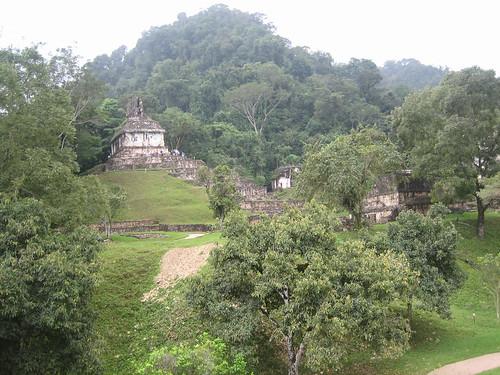 Palenque2, Chiapas, Mexico by Sergio Elbio