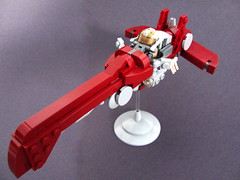The Flying Aardvark (aabbee 150) Tags: flying lego aardvark foitsop