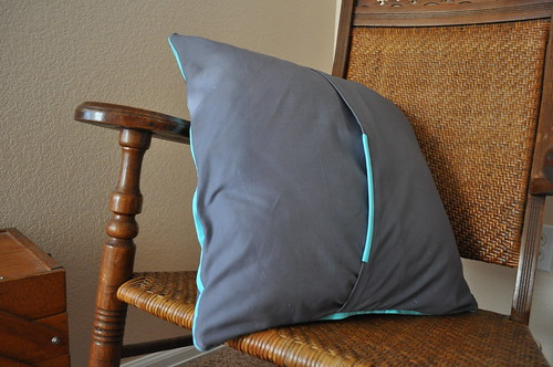 Spectrum Plus Pillow ~ The Back