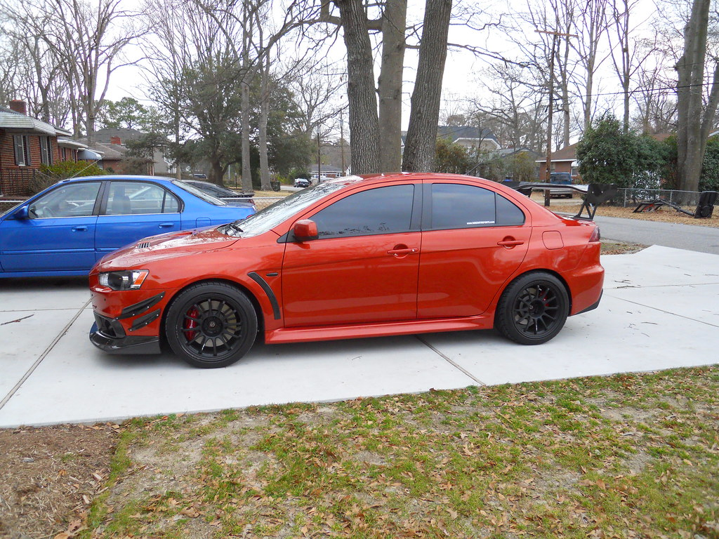 New Install D2 Coilovers Evoxforums Mitsubishi Lancer