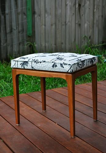 vintage parker stool