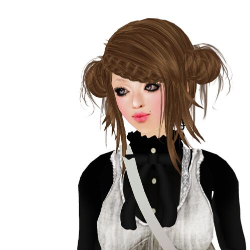 .+*HS*+. Group LB Hair ::CENT:: Dark Brown