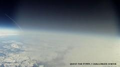 另一个视角看 Discovery 号升空
