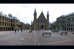 Het Binnenhof - Politiek Den Haag