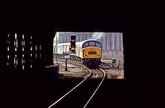 45139 Nottingham 2Apr77 (david.hayes77) Tags: nottingham peak 1977 mml midlandmainline class45 45139 class451