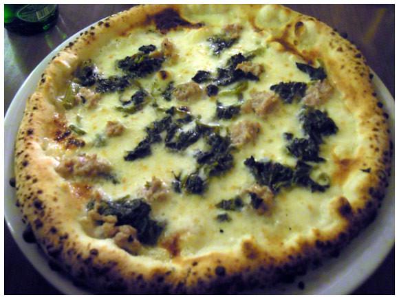 Vesuvio Pizza - Luigia