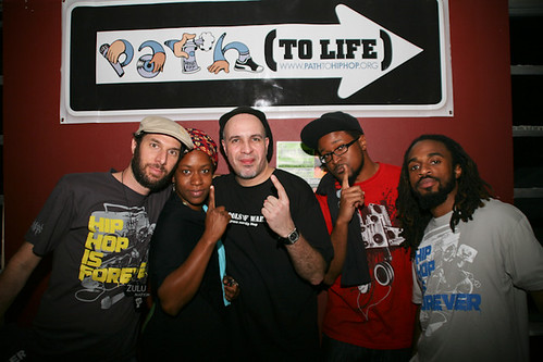 Popmaster Fabel with Path To Life Crew, Brimstone127, Natta, LaGuardia and Sekajipo