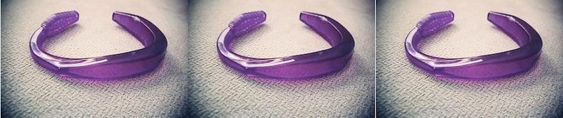 DIY Toothbrush Bracelet