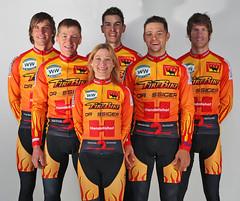 Team Firebike Mannschaftbild