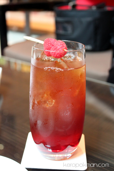 Ice Raspberry Tea