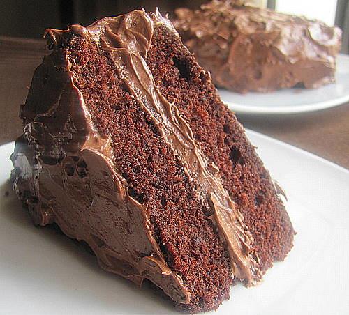 Red Devil S Food Cake