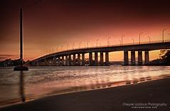"Dusk Bridge • <a style=""font-size:0.8em;"" href=""http://www.flickr.com/photos/54083256@N04/5488399228/"" target=""_blank"">View on Flickr</a>"