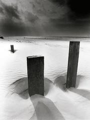 Heemskerk beach Holland (Guido Havelaar) Tags: bw holland beach monochrome blackwhite noordzee monotone northsea schwarzweiss nordsee pretoebranco noirblanc heemskerk  neroeblanco flickrawardgallery