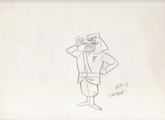 Hanna Barbera ABBOTT & COSTELLO Animation Drawings 67 (Nemo Academy) Tags: original hanna drawing abbott costello barbera