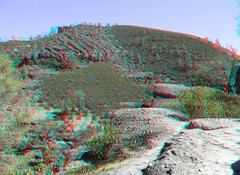 3D Pictures From Central California Trip (Redbeard Math Pirate) Tags: stereoscopic 3d anaglyph stereo redblue nationalmonument pinnacles pinnaclesnationalmonument anaglyphic threedimensional redcyan