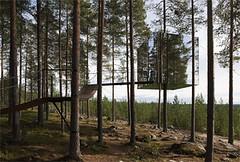 The Mirrorcube / Treehotel (Skogsindustrierna) Tags: 2012 träpriset