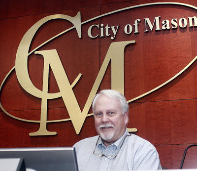 Mason Mayor Don Prince