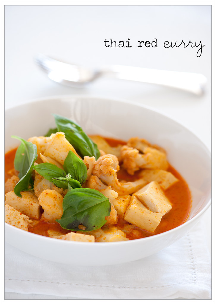 w3 thai red veggie curry