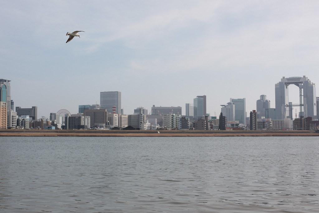Osaka, Yodogawa