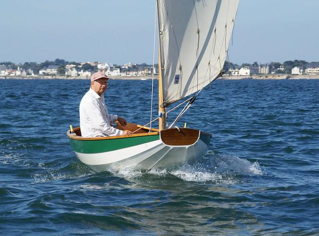 A Pair of Small SOF Sailboats