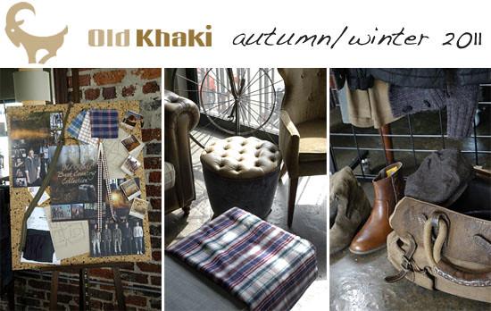 Old Khaki Autumn/Winter preview