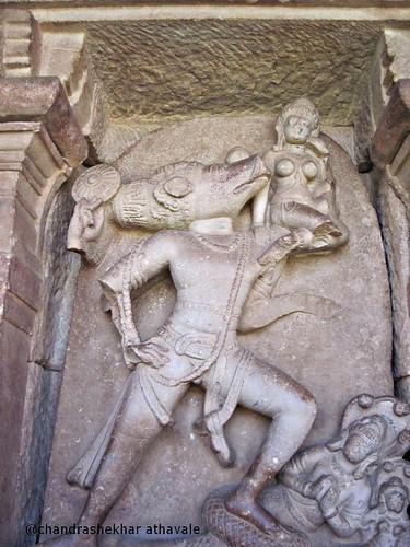Varaha avatar Durg temple