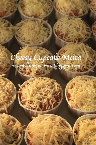 Cheesy Cupcake