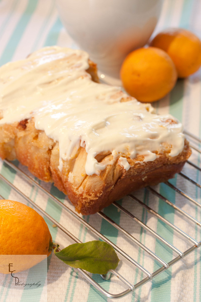 5508572070 573a758459 b d Lemon Pull Apart Bread